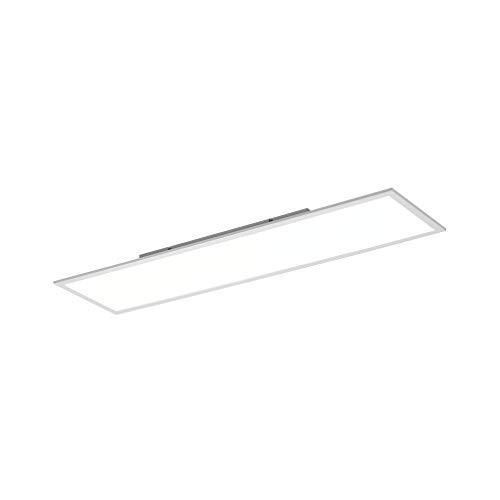 Paul Neuhaus 8098-16 Q-FLAG LED Deckenleuchte Panel, Smart Home CCT Lichttemperaturwechsel per FB 5200 Lumen