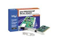 Intel Pro1000MT 1GBit RJ45 ServerNIC RTL, PWLA8490MT 845956 (RTL)
