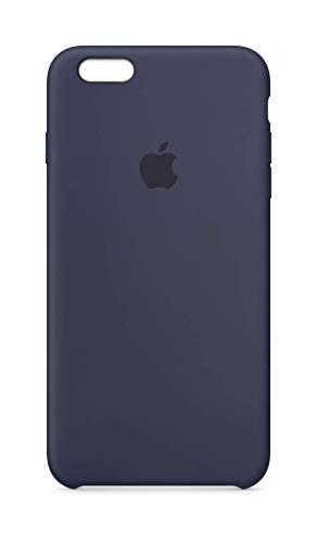 Apple Coque en Silicone (pour iPhone6s) Plus - Bleu Nuit