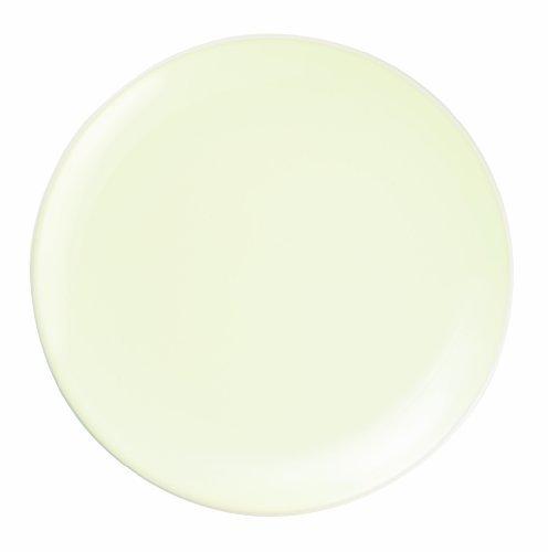 Noritake Colorwave White Coupe Salad/Dessert Plate by Noritake Noritake Coupe