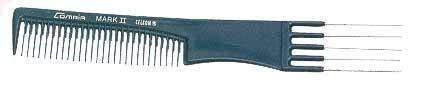 Comair Azul Profi-Line 102 Toupier peine tenedor
