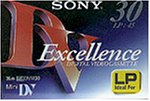 Sony DVM-30 EX Mini-DV-Videokassette (30 min) -