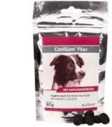 CaniGum Fluu/  für Hunde, Vitamin C und Zink /Kapuzinerkresse ist reich an Vitamin C/Vitamin C und Zink unterstützen die Immunabwehr Mit B-Vitaminen -