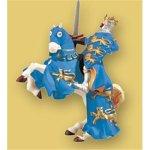 Papo 39339 Pferd Von Richard Löwenherz, Spiel, Blau