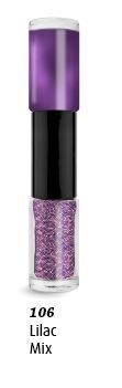 ongle Duo Caviar Ongles Multicolore Couleurs - 106 lilas mélange