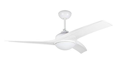 Orbegozo CP 90132 – Ventilador de techo con luz y mando a...