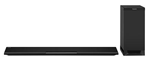 Panasonic SC-HTB685EGK 3.1 Soundbar System (mit kabellosem Subwoofer, Bluetooth, NFC, HDMI in, HDMI out mit ARC, optischer Eingang, 350 Watt RMS) schwarz
