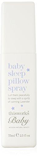 Preisvergleich Produktbild this works baby sleep pillow spray 75ml