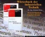 Produkt-Bild: Wörterbuch der industriellen Technik. Deutsch-Spanisch. CD-ROM für Windows ab 95. Deutsch-Spanisch / Spanisch-Deutsch. 406.000 Termini.