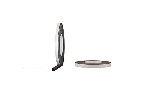 10,0 m Komprimierband Acryl 300 10/3, grau Bandbreite 10mm, expandiert von 3 auf 15mm, Quellband Fugendichtband Kompriband Fugenabdichtung Fensterdichtband Dichtungsband
