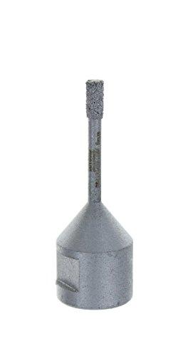 Fliesen bohren  Diamant Bohrkrone zum Fliesenbohren für Winkelschleifer 5 mm ...