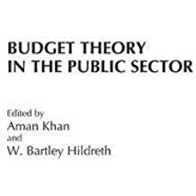 Budget Theory in the Public Sector