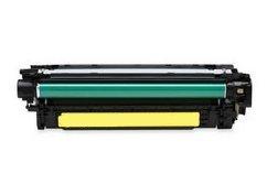 Alternativer Eurotone Toner YELLOW remanufactured für HP Color LaserJet CP3525 CM3530 -...