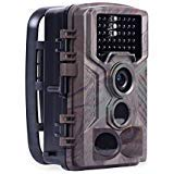 ANRAN Trail Hunting Camera, Wildlife Game Camera 16MP 1080P Waterproof Hunting Scouting Cam