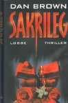 sakrileg: thrillerroman - dan brown