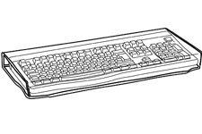 Accessoire informatique Housse clavier 475x185x45 MM 300135