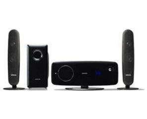 Samsung HT-Q 100 ELS Heimkino-System (HDMI-Schnittstelle, DivX-zertifiziert) schwarz