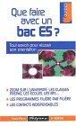 Que faire avec un bac ES ? 2ème édition by Pascal Fitzner (2003-01-15)