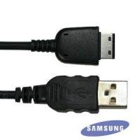 PlaneteMobile -Cable Usb Data Chargeur Samsung APCBS10BBE - PCBS10BBEC/STD - APCBS10UBEC/STD - APCBS10UBE Pour le SGH-F480 Player Style F480 Player Style