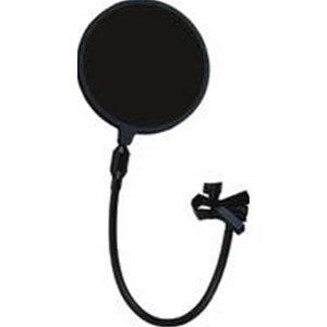 Proel apop65Halterung für Mikrofon mit abnehmbarem Filter antisibilo A Strumpf aus Nylon mit flexibel verstellbar