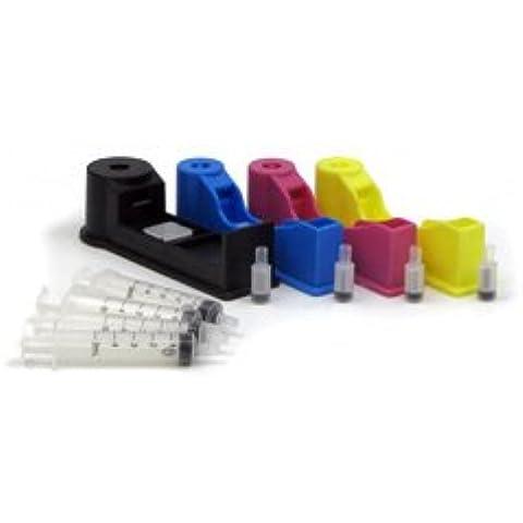 Kit di adattatori di ricarica HP 364,