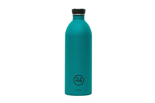 24-bottles-atlantic-bay-trinkflasche-1-liter-steel