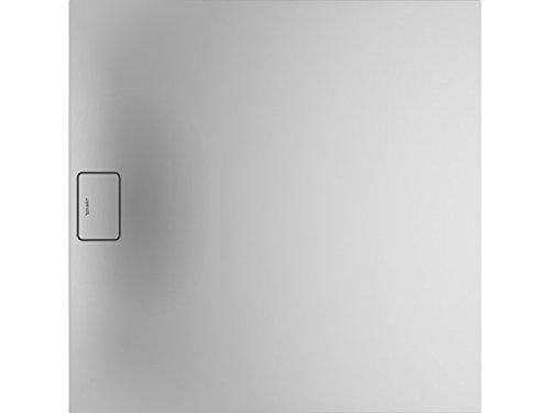 Duravit stonetto – Plato ducha 1200×1200 cuadrado antracita