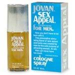 Jovan Sex Appeal After Shave Cologne For Men, 118 ml