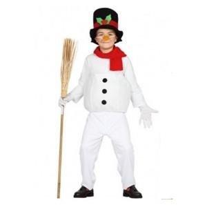 Tracht Puppe Schnee Kind 10-12 Jahre