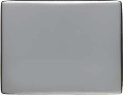 Preisvergleich Produktbild Hager ARSYS–Taste für Schalter Metall Edelstahl