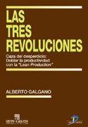 Las tres revoluciones: caza del desperdicio. doblar la productividad con lean production EPUB Descargar gratis!