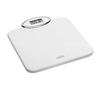 Laica Bilancia PS1034 Pesapersone Elettronica, 150 kg, bianco