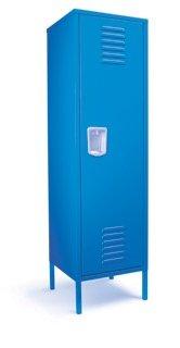 myfunky Retro Storage Locker–Hoch (blau) (Schrank Amerika)