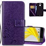 HTC 10 EVO Wallet Case Leather COTDINFORCA Premium PU