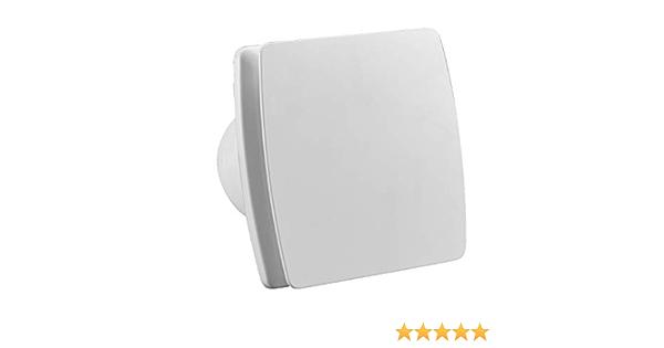 Upmann Fan Up Air Ø100 mm Wall Ceiling Timer Pir Motion Sensor Bathroom Fan