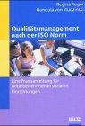 Qualitätsmanagement nach der ISO Norm...