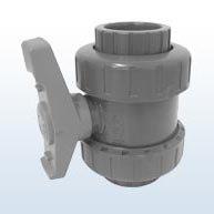 FIP robinet, 2 connexions, manchon 110 mm