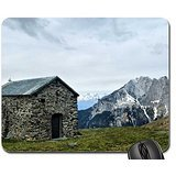 fantastic-stone-chapel-in-the-mountains-mouse-pad-mousepad-religious-mouse-pad