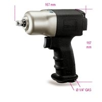 1924 CD BETA REVERSIBLE AIR IMPACT WRENCH MADE FROM COMPOSITE MATERIAL 1/4GAS 3/8 DRIVE