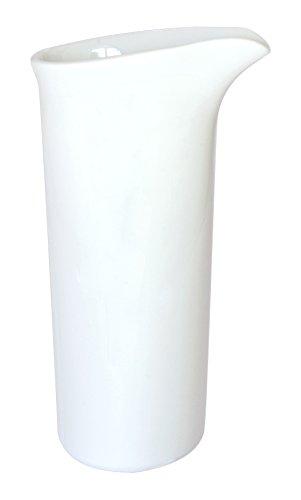 Cim Alta Gastronomía Ola - Set de 4 jarras, 230 cc, color blanco