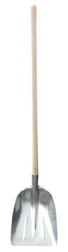 Outifrance 8952466 Pelle creuse Alu avec manche Bois 330 mm
