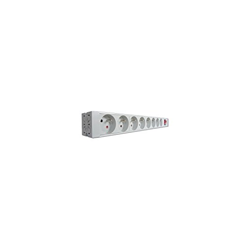 8-outlet Strip (Digitus 48,30cm (19