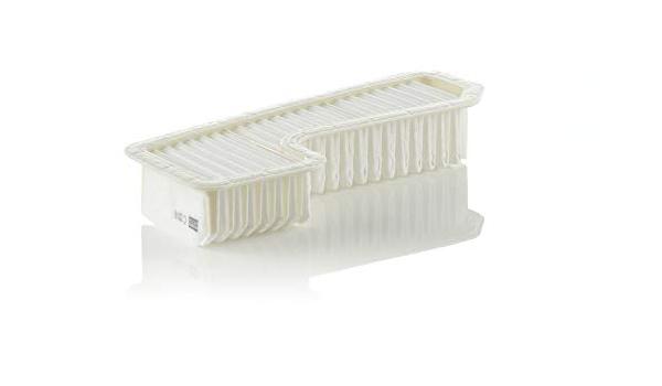 Original Mann Filter Luftfilter C 3318 Für Pkw Auto