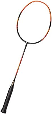 Li-Ning Unisex Adult G-Force 1900i + Racket - Black/Amber/Red, One Size