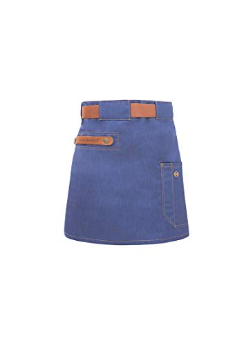 Vorbinder Jeans 1892 Arizona in Vintage Blau - Arizona Leder-jacke Jean