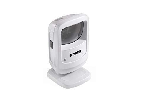 Zebra - DS9208-SR0000WNNWW Lettore di codici a barre digitale, Bianco