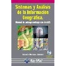 Sistemas y análisis de la información geográfica. Manual de autoaprendizaje con ArcGIS.