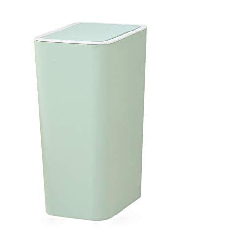 over verwendet zu Hause Mülleimer (Farbe: Hellgrün) ()