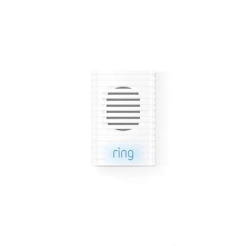 Ring Chime - Wi-Fi enabled indoor chime for video doorbell, white
