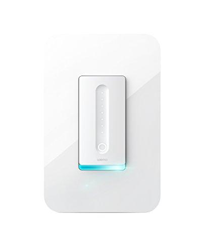 Belkin Wemo Montable Smart dimmer Blanco - Reguladores (Smart dimmer, Montable, Tocar, Blanco, 43,2 mm, 83,8 mm)